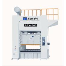 Machine de presse à économie d'énergie à haute efficacité / machine à poinçonner (APH60)