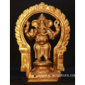 Decoration Bronze Ganesh Statue Mascot for Sale