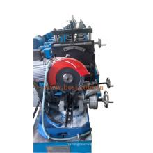 Steel C Purlin com rolo de perfuração formando máquina de fabricação do Vietnã