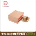Factory direct customized size square fruit display carton box