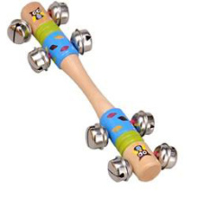 2014 New Wooden Rattle, Popular Wooden Rattle and Best Selling Promotion Wooden Rattle in Lowest Price W07I034
