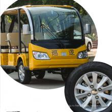 CE одобрил колеса сплава Электрический sightseeing автомобиль для продажи