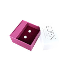 Customized Logo Paper Boxes for Jewelry