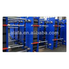 aceite agua intercambiador de calor, diseño empaque tipo intercambiador de calor, intercambiador de calor precio