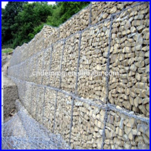 anping Deming Gabion panels combined with screw axises