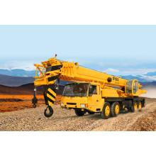 Grúa de construcción móvil para camiones