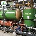 Machine de réutilisation en plastique de rebut de pp / PE / PS au pétrole brut
