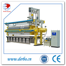 Quick Opening Filter Press for Light Industry