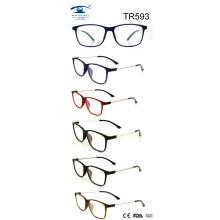 Корейский дизайн Tr90 Оптическая рамка (TR593)
