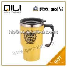 eco-friendly coffee auto mug