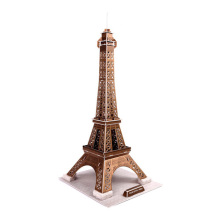 3D Puzzle For Eiffel Tower