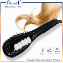 100-240V Temprature Controlted самая горячая керамическая электрическая расческа для волос