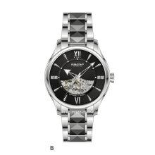 High Quality Automatic Jewellery Skeleton Men′s Wrist Watch