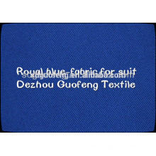Tissu croisé 100% coton C16 * 16 100 * 56 57/58 'teinture pour votre besoin 2/1 240 GSM