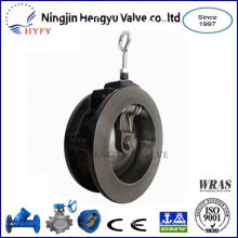 2015 hot sell male female spring check valve