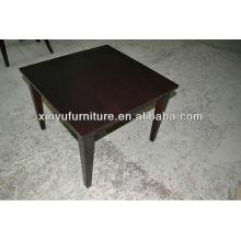 Прочный деревянный журнальный столик для продажи XY0833