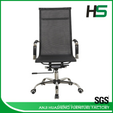 new black Modern executive mesh office chair with multiple colors