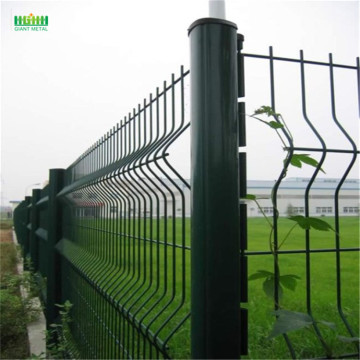 Welded wire mesh panel 3d pagar