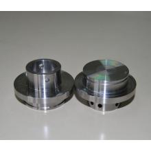 Componentes de aço inoxidável Fabricação de precisão de pequeno volume
