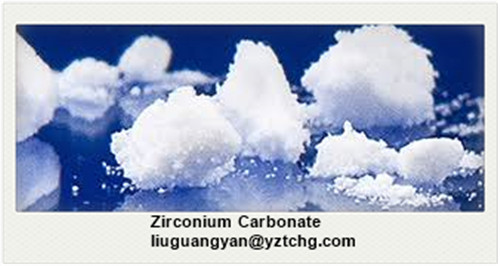 Zirconium Carbonate01
