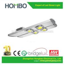 Rétrofit de lumière de rue dirigé en aluminium IP65 à haute puissance en aluminium IP65 avec 3 ans de garantie