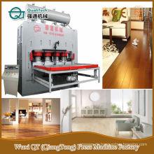 Multi Layer Laminat Tür Panel Hot Press Machine