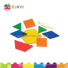 Blocs à motifs généraux / Puzzles en plastique (K050)