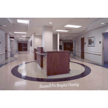 Top Quality Roll Hospital / Medical Flooring with 2mm