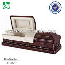 Montaje de madera ataúd JS-A627
