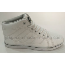 Fashion White High Top Casual Shoes