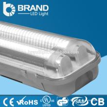 Hot sale 1200mm 2ft 18w T8 Housing Ip65 Trip-proof Light Fixture