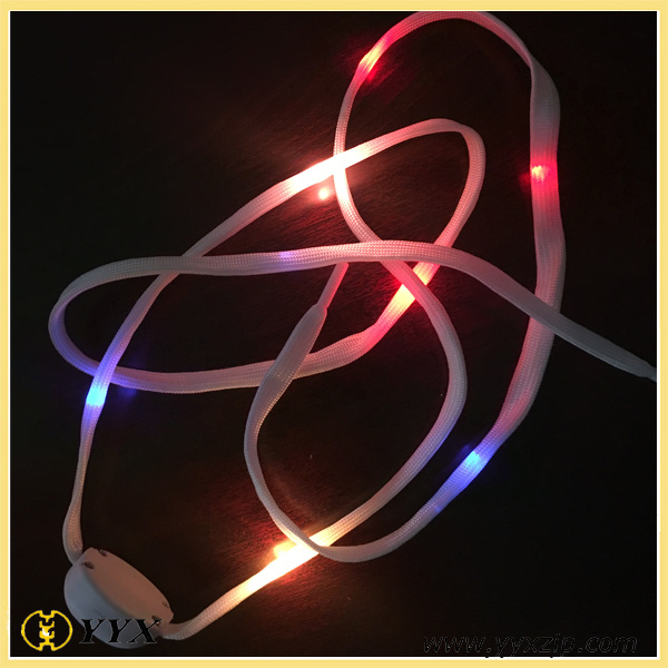 colorful LED light sample