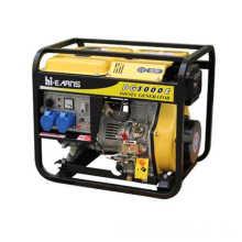 5kw gerador diesel elétrico de partida do gerador (DG5000E)