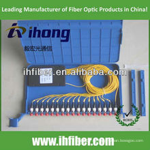 1 * 16 fc / upc Faser optischer Plc Splitter