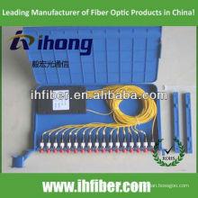 1 * 16 fc / upc fibra óptica plc divisor