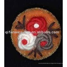 Botón de moda barata hecha a mano