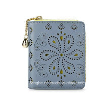 Factory OEM Wholesale Vintage Punched Mini Coin Purse (ZX10131)