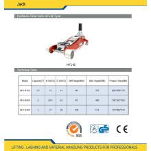 Small Hydraulic Automatic Car Jack