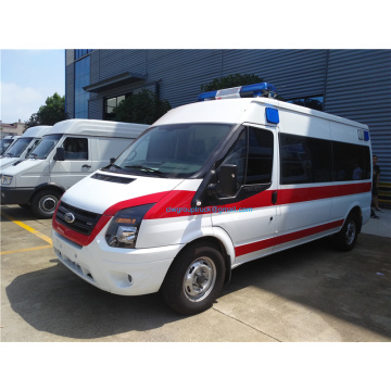 Petrol ICU Transit Medical Clinic Ambulance Sale