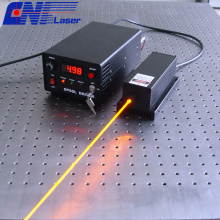 300mw 588nm solid yellow laser for optical instrument