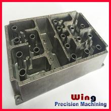 fabrication die casting precision casting part heatsink casted housing aluminium