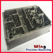 OEM & ODM high pressure zinc die castings for electric component