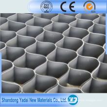 Geocélula de HDPE de plástico de alta qualidade usada para construção de estradas
