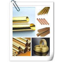 High Precision C10200 Oxygen-free copper round pipe
