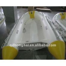 rib300 ce de fibra de vidro rígida barco motor 10hp