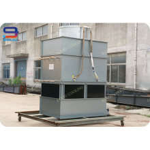 Evaporative Condenser for Refrigeration System