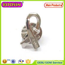 Petit ruban métallique populaire Broches bon marché #51026