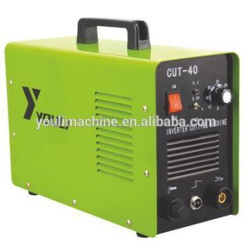 DC portable single phase inverter plasma welder cut-40