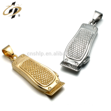 Wholesale custom design metal gold silver pendants and charms