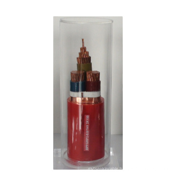 Variable Frequency Drive Cable 3 Cores VFD Cable 600V  Type TC - ER